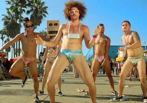 club music 10-LMFAO